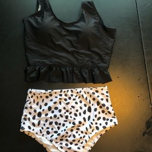Small women's swimsuit- brand new
